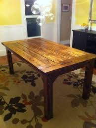 Building A Wood Desktop by Best 25 Barn Wood Tables Ideas On Pinterest Wood Tables