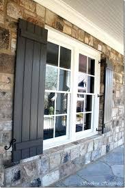 Wooden Window Shutters Interior Diy Homemade Wood Shutters U2013 Smartonlinewebsites Com