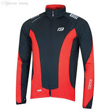 best winter bike jacket wholesale winter male fleece cycling fluorescence jacket breathable