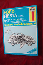 ford fiesta mk2 haynes manual 1030