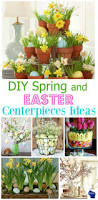 diy spring and easter centerpieces ideas wisconsin homemaker