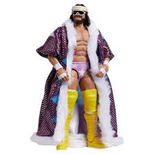 Randy Savage Halloween Costume Wwe Defining Moments Macho Man Randy Savage Action Figure Target