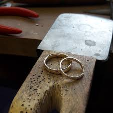 make your own wedding band make your own wedding rings workshop becca williams jewellery