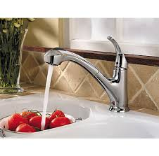 price pfister kitchen faucet warranty polished chrome shelton 1 handle pull out kitchen faucet f wkp