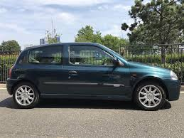 renault clio sport interior used 2001 renault renaultsport clio sport 172 exclusive 16v for