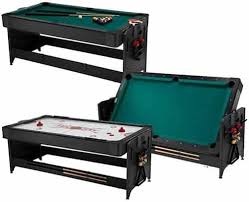 fat cat game table cat black 7 pockey table 3 in 1 game table