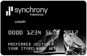 who accepts synchrony home design credit card jewelry financing synchrony bank