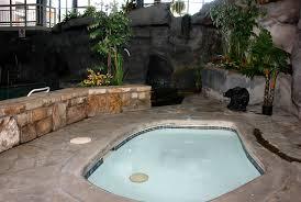gatlinburg hotel with indoor pool and sauna at sidney james