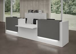 Modular Reception Desks Modular Reception Desk Z2 By Quadrifoglio Sistemi D Arredo Design
