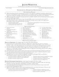 director of operations resume director of operations resume resume templates