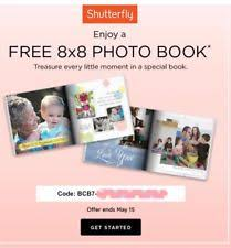 8x8 photo book shutterfly book coupons ebay