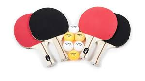 best table tennis racquet top 5 best table tennis ping pong paddles balls sets heavy com