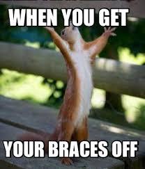 Braces Off Meme - meme creator when you get your braces off meme generator at