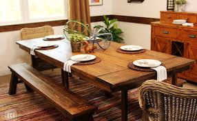 awesome cedar dining room table contemporary home design ideas