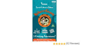 wallace gromit special collector u0027s edition 3 cracking