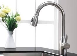kitchen faucet sprayer best faucet buying guide consumer reports