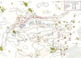 Brunswick Ohio Map by Battle Of Waterloo 7 30pm The Attack Of The Guard
