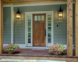 exterior front doors for homes doors decora estate exterior wood