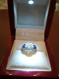 wedding rings in box 30 best my bright box images on jewelery promise