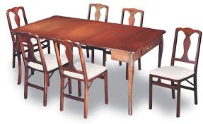 Expanding Dining Room Tables Stakmore Traditional Expanding Dining Table U0026 Reviews Wayfair