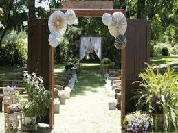 rustic room decor rustic outdoor wedding decorations items diy