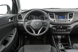 2011 Hyundai Tucson Interior 2016 Hyundai Tucson First Test Review Motor Trend