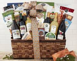 wine and country gift baskets the half dozen california wine collection gift basket at wine
