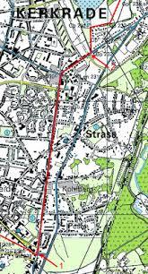 kerkrade netherlands map hugh s border kerkrade herzogenrath