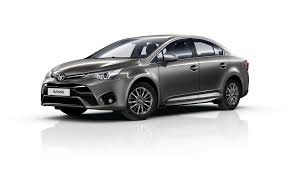 toyota 2016 2016 toyota avensis u0026 auris hybrid gain minor updates
