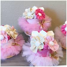 ballerina baby shower decorations pink tutu ballerina baby shower centerpieces pink and gold