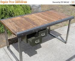 industrial tables for sale limited time sale 10 off 4 ft industrial by mthoodwoodworks