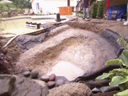 Backyard Pond Building 10 Things You Must Know About Ponds Diy