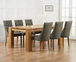 captivating fabric dining chair with dining room grey fabric