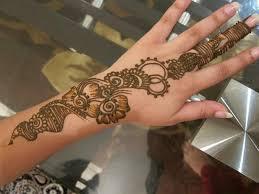 simple henna designs tattoo indian arabic design coriver