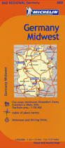 Michelin Maps France by Michelin Germany Regional Map 543 Karen Brown U0027s World Of Travel