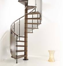 Contemporary Staircase Design Modern Staircase Design With A Circular Shape Made Of Wood With