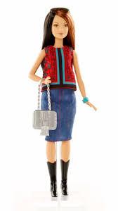 barbie fashionistas 41 pretty in paisley doll u0026 fashions