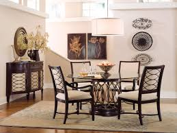 finding suitable design of glass dining room table amaza design