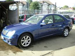 used mercedes c class for sale in uk used 2005 mercedes saloon class c180k se petrol for