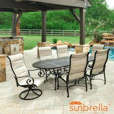outdoor furniture with sunbrella cushions wicker sofa set by outdoor