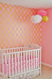 White Nursery Curtains by Pink U0026 Gold Nursery Pink Gold And White Nursery Baby