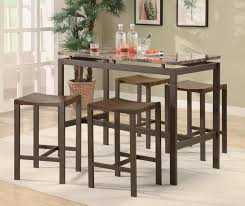 High Bistro Table Kitchen Bar Stool And Table Set Ideas On Bar Stools