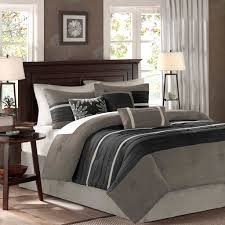 Amazon King Comforter Sets Amazon Com Madison Park Palmer 7 Piece Comforter Set Queen