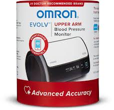 Blood Pressure Spreadsheet Amazon Com Omron Evolv Wireless Upper Arm Blood Pressure Monitor