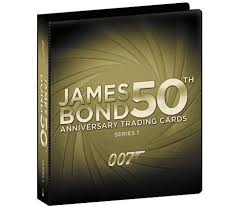 50th anniversary photo album rittenhouse bond 50th anniversary trading cards bond lifestyle