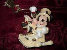 mickey minnie mouse figurine ebay disney