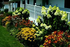 Flower Garden Ideas Pictures Attractive Flower Garden Ideas Sun For Backyard Homelk