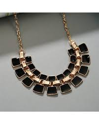 necklace trendy images Trendy black necklace buy online necklace in pakistan jpg