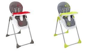 chaise volutive badabulle chaise haute easy moi maman