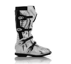 white motocross boots acerbis boots all white for mx enduro motocross an off road